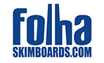Folha Skim Boards Logotipo